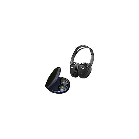 Power Acoustik HP-12s Headphone