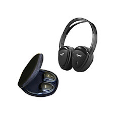 Power Acoustik HP 12s Headphone