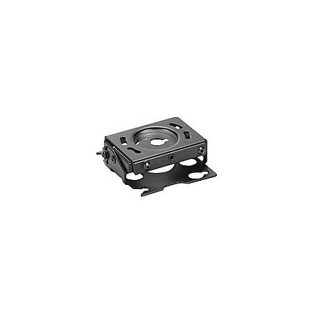 Chief RSA Series Mini Projector Mount - Ceiling mount for projector - black