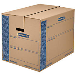 Bankers Box SmoothMove Prime Moving Boxes
