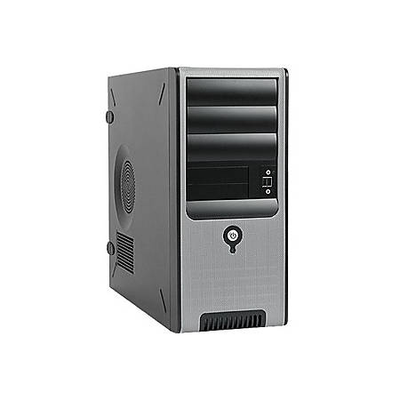 """In Win C583 Mid Tower Chassis - Mid-tower - Steel - 9 x Bay - 1 x 4.72"""" x Fan(s) Installed - 1 x 450 W - Power Supply Installed - ATX, Micro ATX Motherboard Supported - 2 x Fan(s) Supported - 3 x External 5.25"""" Bay - 2 x External 3.5"""" Bay - 3 x Internal"""