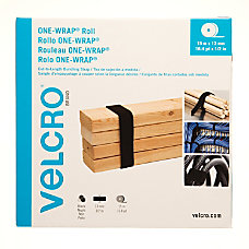 VELCRO Brand One Wrap Cut to