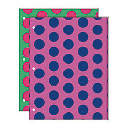 Divoga Nautical Dots Academic Monthly Planner