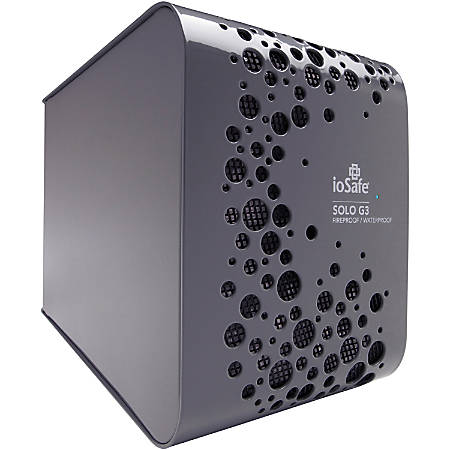 ioSafe Solo G3 3 TB for Mac - USB 3.0
