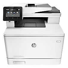 HP LaserJet Pro Color Laser All