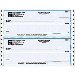Continuous Multipurpose Draft Checks For MECA
