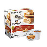 Gloria Jean's® Coffees Butter Toffee Coffee Single-Serve K-Cups®, Carton Of 18