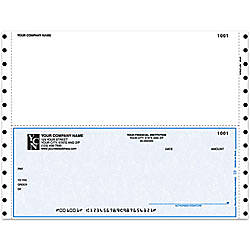 Continuous Multipurpose Voucher Checks For Great