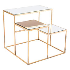 Zuo Modern Labels End Table Square