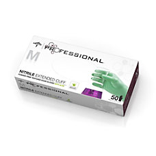 Medline Professional Disposable Powder Free Nitrile