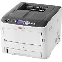 Oki C612n LED Printer Color 1200