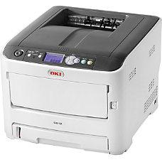 Oki C612n LED Printer Color 1200