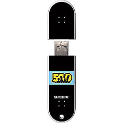 EP Memory 16GB SkateDrive USB Flash