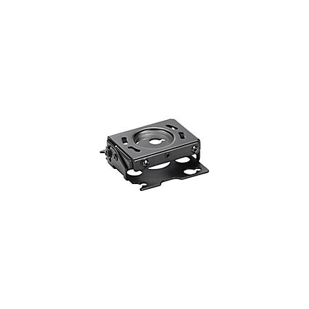Chief Mini Custom RPA Projector Mount RSA259 - Ceiling mount for projector - steel - black - for Casio XJ-A130, A140, A230, A235, A240, A245, A250; Green Slim XJ-A135, A145, A230