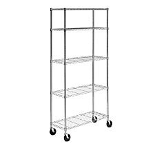 Honey Can Do Steel Shelving Unit