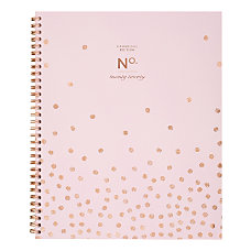 Cambridge WorkStyle WeeklyMonthly Planner 8 12