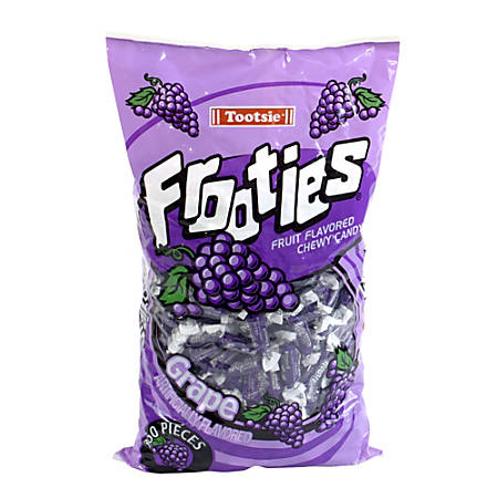 Tootsie Frooties, Grape, 360 Pieces