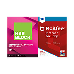 H&R Block 19 Deluxe Bundle (Mac)
