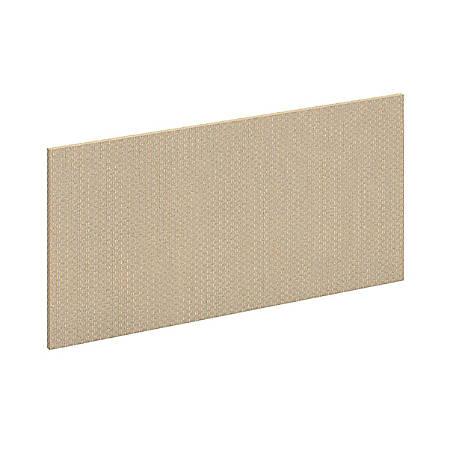 "Bush Business Furniture Components Elite Tackboard, 36""W, Lyric Sundew, Standard Delivery"