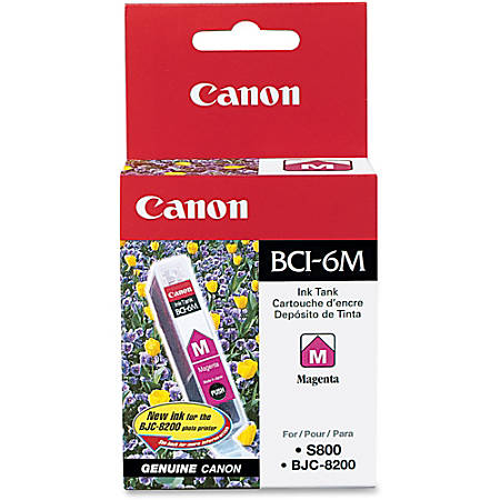 Canon BCI-6M Magenta Ink Tank (4707A003)
