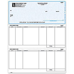 Laser Accounts Payable Checks For MAS90MAS200MAS500