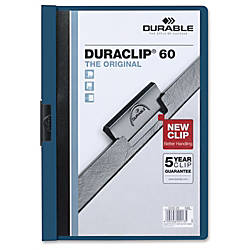 Durable Duraclip 60 Report Covers 8