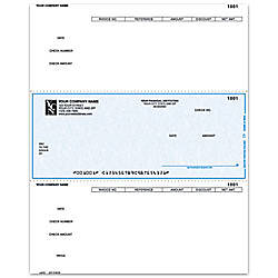 Laser Accounts Payable Checks For DACEASY