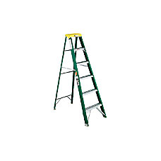Louisville Fiberglass Standard Step Ladder 225