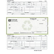 Laser Payroll Checks For RealWorld 8