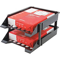 deflecto Supertray Break resistant Countertop Tray