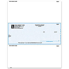 Laser Multipurpose Voucher Checks For Business