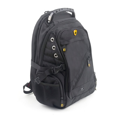 Guard Dog Security Proshield Ii Tactical Backpack With 18 Laptop Pocket Black By Office Depot Officemax