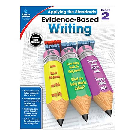 Carson-Dellosa™ Evidence-Based Writing Workbook, Grade 2
