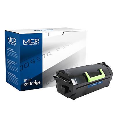 Clover Technologies Group™ MCR817M (Lexmark™ 53B1000) Remanufactured Black MICR Toner Cartridge