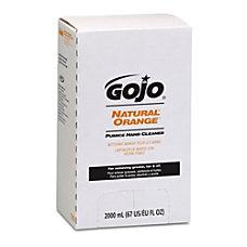 GOJO Natural Orange Hand Soap With