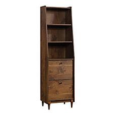Sauder Harvey Park Bookcase Narrow With
