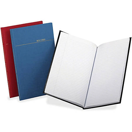 TOPS Boorum Gold Line Series 150-page Record Ruled Account Book