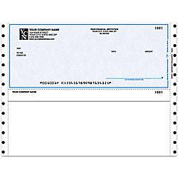 Continuous Multipurpose Voucher Checks For MYOB