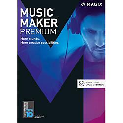 MAGIX Music Maker Premium Download Version