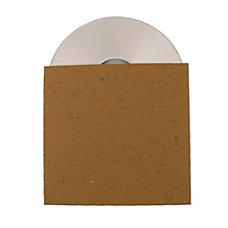 ReBinder ReSleeve 100percent Recycled Cardboard CD