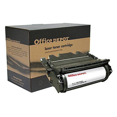 Office Depot® Brand 310-4131 (Dell R0136) Remanufactured High-Yield Black Toner Cartridge