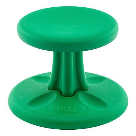 "Kore Toddler Wobble Chair, 10""H, Green"