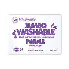 Center Enterprise Jumbo Washable Unscented Stamp