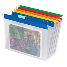 Pendaflex Easyview Clear Poly Hanging Folders