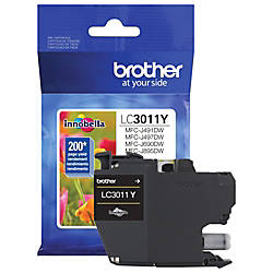 Brother LC3011Y Original Ink Cartridge Single