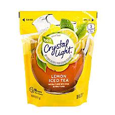 Crystal Light Drink Mix Pitcher Packs