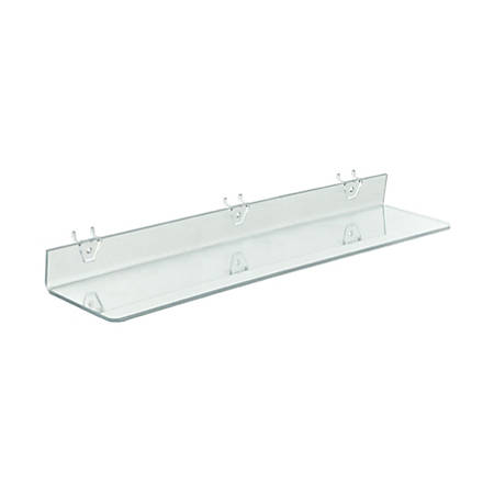 """Azar Displays Deluxe Display Cylinder, 10""""H x 6""""W x 6""""D, Clear"""