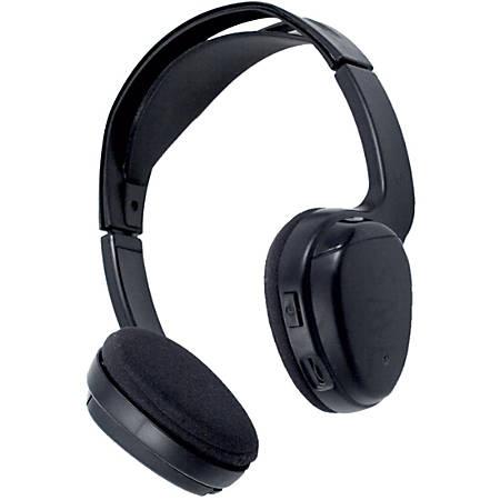Power Acoustik Wireless Single 2 Channel IR Headphone