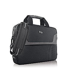Solo Flatiron Slim Brief With 16