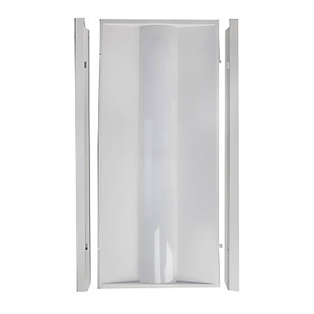James LED Troffer Magic Retrofit Door Kit 2x4, 36 Watts, 5000K, 5000 Lumens, 120-277V